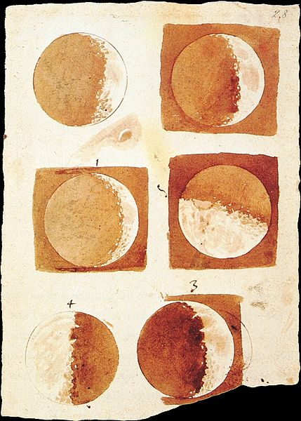 By Galileo (Public domain) via Wikimedia Commons